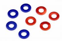 700409 / PN / Color Shim Set for King Pin - FRONT Distanzscheiben - Shims