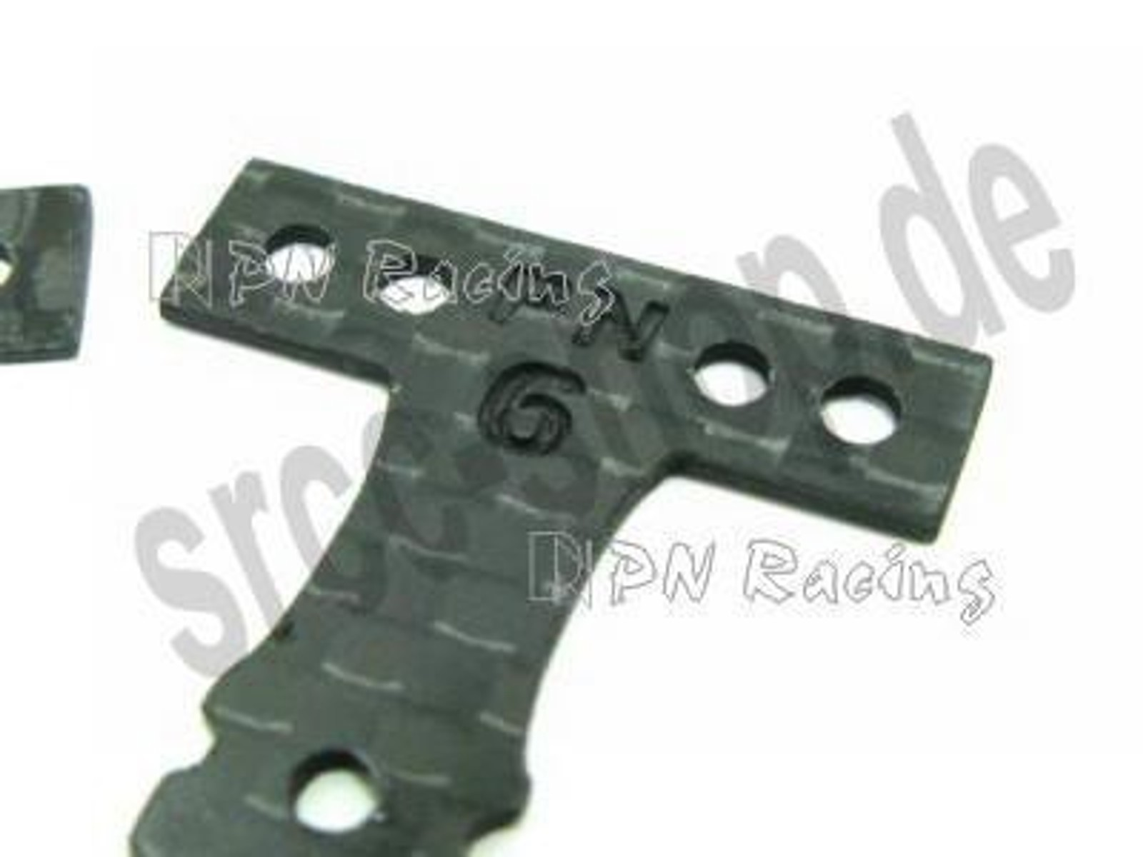 MR3003 / PN T-BAR MM Carbon #5 / MR03 / T-Plate - MR3003 - Bild 1