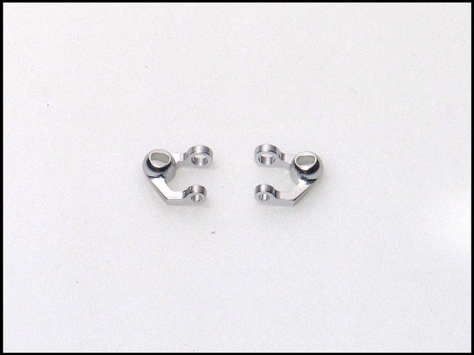 MR3050US / PN / MR02 & MR03 / Double A-Arm Upper Arm Set (SILBER) - Obere Querle - Bild 1