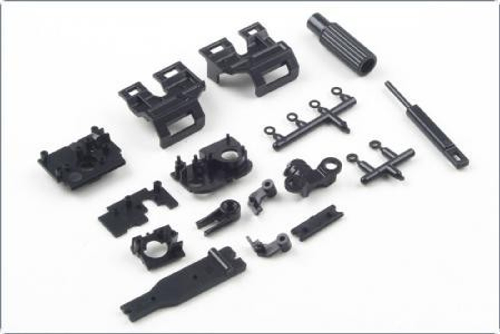 MZ402 / KY / MZ402 / Chassis Kleinteile Set / Chassis Small Parts Set MR-03 - Bild 1