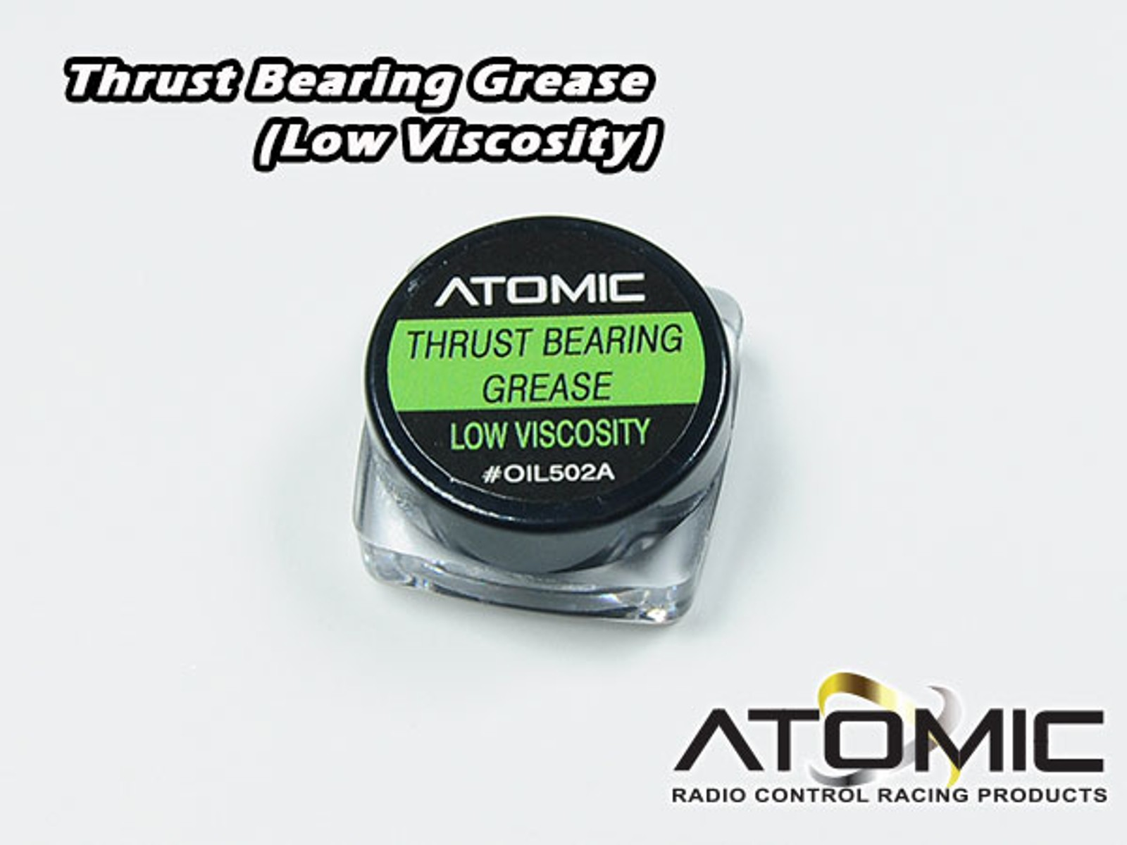 OIL502A / Thrust Bearing Grease (Low Viscosity) - Bild 1