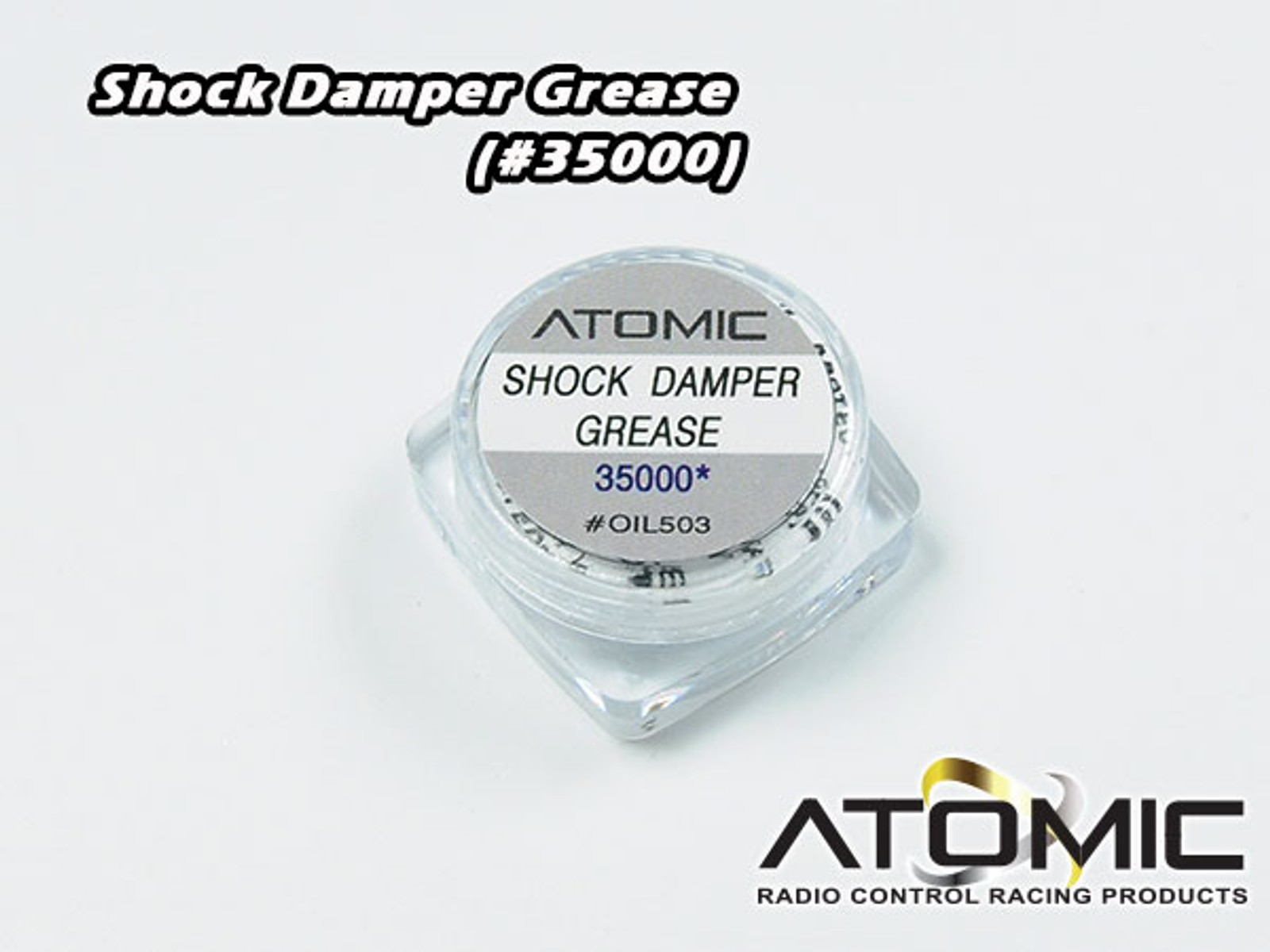 OIL503 / Shock Damper Grease (#35000) - Bild 1